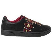 Desigual Dámské tenisky Shoes Cosmic Navajo Negro 19WSKP19 2000 37