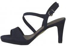 Tamaris Dámské sandále 1-1-28318-22-926 Navy 36