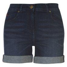 Dámské jeansové šortky Lee Cooper
