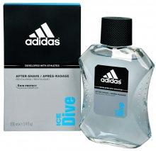 Adidas Ice Dive - voda po holení - SLEVA - poškozená krabička 100 ml