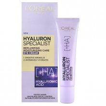 L´Oréal Paris Vyplňující hydratační oční krém Hyaluron Specialist 15 ml