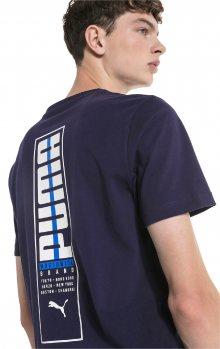 Brand Placed Triko Puma | Modrá | Pánské | M