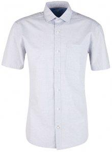 s.Oliver Pánská košile 13.907.22.7640.01G8 White S