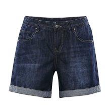 Dámské jeansové šortky Alpine Pro