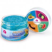 Dermacol Tropický tělový peeling Aroma Ritual Papája a máta (Tropical Body Scrub) 200 g