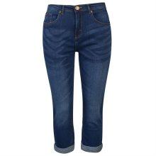 Dámské 3/4 jeansové kalhoty Lee Cooper