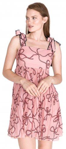 Bletilla Šaty Pinko | Béžová | Dámské | M