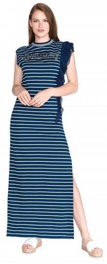 Amaranto Šaty Pinko   Modrá   Dámské   L