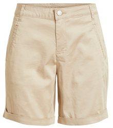 Vila Dámské kraťasy Chino Rwre New Shorts-Noos Soft Camel 36