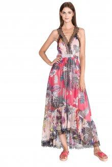 Šaty Just Cavalli | Růžová | Dámské | M