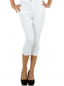 Dámské tříčtvrteční jeansy Naumy
