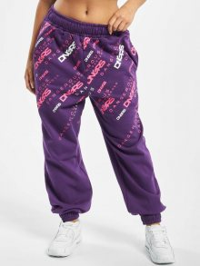 Sweat Pant Down to Earth in purple M