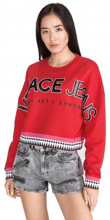 Mikina Versace Jeans | Červená | Dámské | XS
