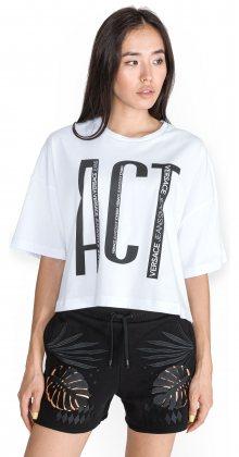 Triko Versace Jeans | Bílá | Dámské | XS