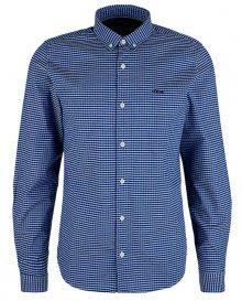 s.Oliver Pánská košile 13.908.21.7671.56N6 Brillant Blue M