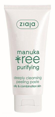 Ziaja Peelingová pasta hluboce čistící Manuka Tree Purifying 75 ml