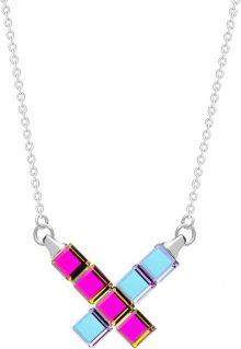Preciosa Hravý náhrdelník Kostky 2239 43L