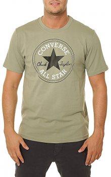 Converse Pánské triko Chuck Patch Tee Jade Stone M