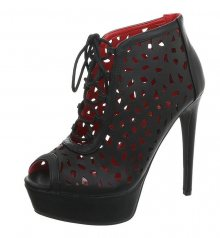 Dámské stylové kotníkové boty