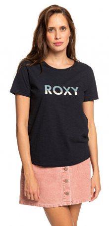 Roxy Dámské triko Red Sunset Corpo True Black ERJZT04629-KVJ0 XS