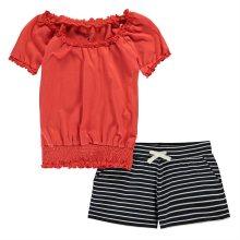 Dívčí krátké pyžamo Crafted