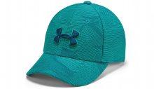 Blitzing 3.0 Kšiltovka dětská Under Armour | Modrá Zelená | Chlapecké | 53-55 cm