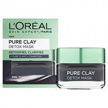 L´Oréal Paris Intenzivní čisticí rozjasňující maska Pure Clay (Detox Mask) 6 ml