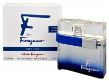 Salvatore Ferragamo F By Ferragamo Free Time - EDT 100 ml
