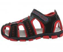 Dětské módní sandále