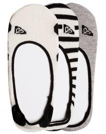 Roxy Set ponožek Liner Socks Anthracite ERJAA03462-KVJ0