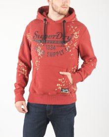 Mikina SuperDry | Červená | Pánské | XL