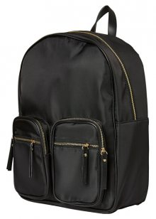 Pieces PCHAZLE BAGPACK Black
