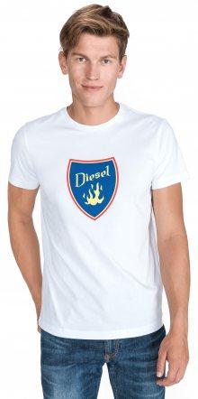 T-Diego-B2 Triko Diesel | Bílá | Pánské | M