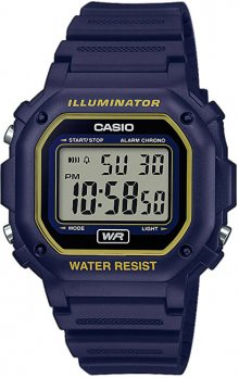 Casio Collection F-108WH-2A2EF (007)