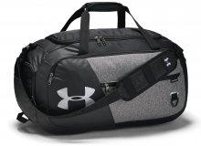 Undeniable 4.0 Medium Sportovní taška Under Armour   Černá Šedá   Pánské   UNI