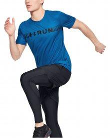 Run Warped Triko Under Armour | Modrá | Pánské | L