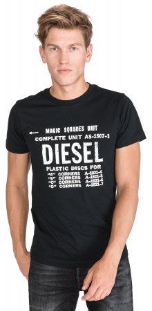 T-Diego Triko Diesel | Černá | Pánské | M