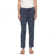 Roxy Dámské kalhoty Bimini Printed Pant Dress Blues Beyond Way Small ERJNP03157-BTK9 M