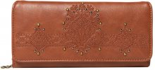 Desigual Peněženka Mone Soft Henna Maria Camel 19WAYP14 6011