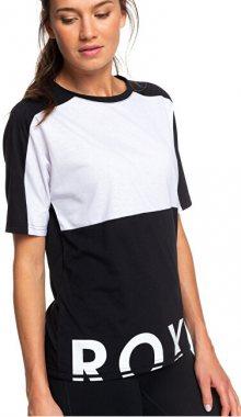 Roxy Dámské triko In The Moon Mood Heritage Heather ERJZT04657-KVJ0 XS