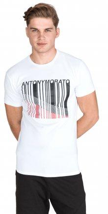 Triko Antony Morato   Bílá   Pánské   M