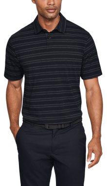 Charged Cotton® Scramble Polo triko Under Armour | Černá | Pánské | L
