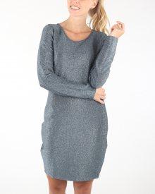 Šaty SuperDry | Modrá | Dámské | L