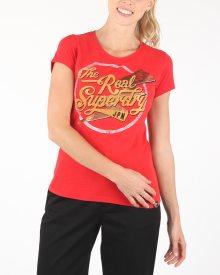 Triko SuperDry   Červená   Dámské   XS
