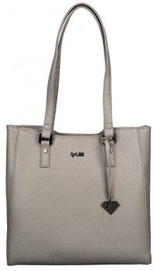LYLEE Elegantní kabelka Daphne Grey