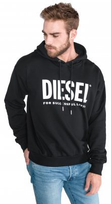 S-Division Mikina Diesel | Černá | Pánské | M