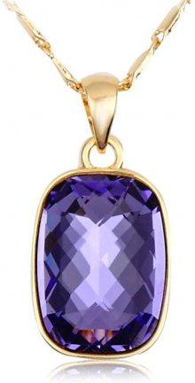 Vicca® Náhrdelník Nuages Dark Violet OI_105045__purple
