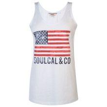 Dámské módní tílko SoulCal