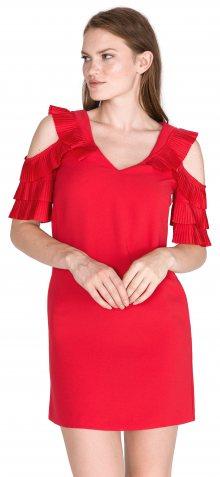 Calista Šaty Pinko | Červená | Dámské | S