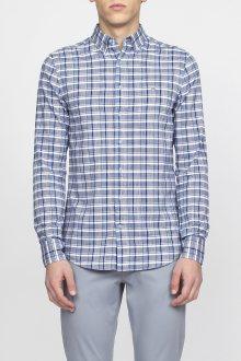 Košile GANT O2. BLUE PACK MADRAS SLIM BD